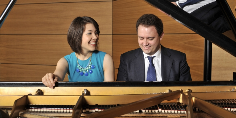 Classic Jazz in Four Hands with Stephanie Trick and Paolo Alderighi