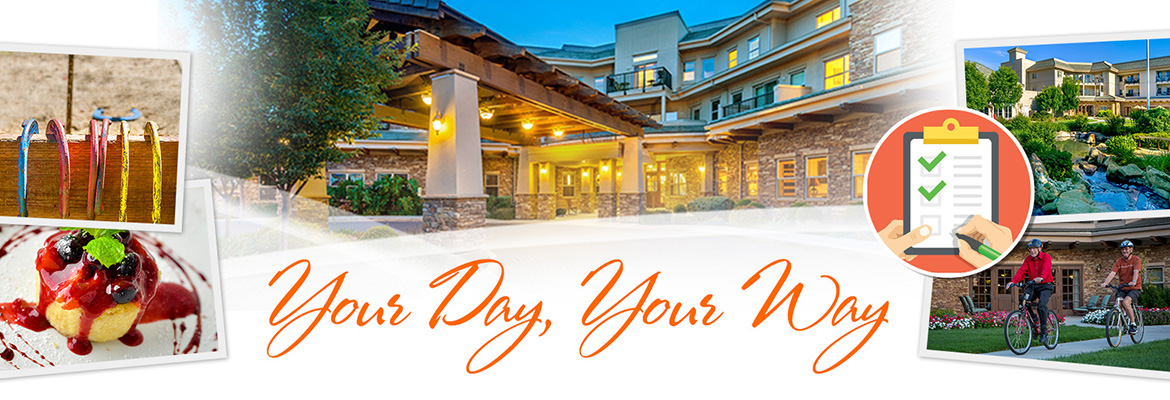 Spend Your Day, Your Way at Covenant Village of Turlock
